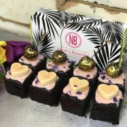 Golden Mother Vegan Brownies Gift Box