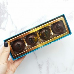 Chocolate Caramel Cookie BYTEZbox.