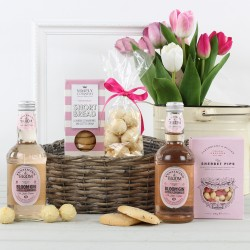 Pink Gin and Treats Gift Hamper