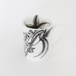Stargazer & Cinnamon Fine Bone China Mug