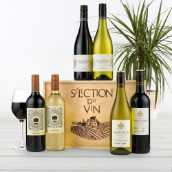 Six of the Best Fine Wine Hamper