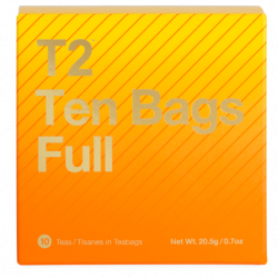 Ten Bags Full - Mixed Tea Selection
