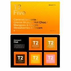 T25 Dessert Club - Loose Leaf Tea Selection Box