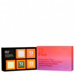 T25 Hall of Fame - Loose Leaf Tea Selection Box
