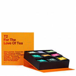 For the Love of Tea - Tea Selection Box