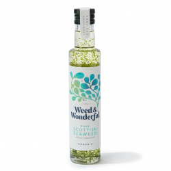 Pure Scottish Seaweed Infused Rapeseed Oil