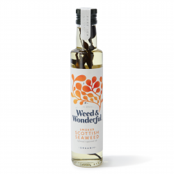 Weed & Wonderful Smoked Seaweed Infused Oil