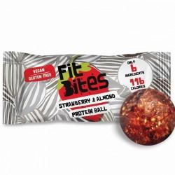 Strawberry & Almond Protein Ball (Box of 18)