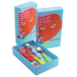Bloom Cutlery Set for Children (4 piece)