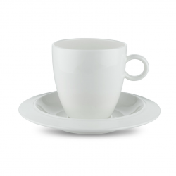 Alessi Bavero Coffee Cup Set of 2
