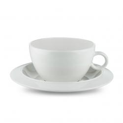 Alessi Bavero Tea Cup Set of 2