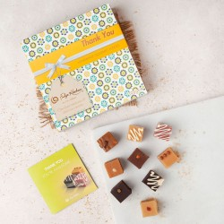 Gourmet Fudge Selection - Thank You Gift