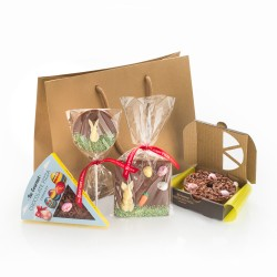 Easter Chocolate Gift Bag