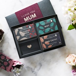 'I Love You, Mum' Organic Chocolate Gift Box