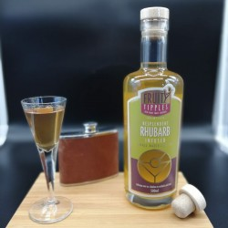 Rhubarb Fruity Tipples great taste award winner 2018