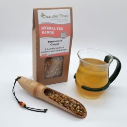 Turmeric & Ginger Loose Leaf Tea
