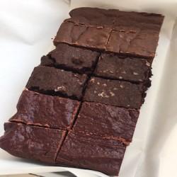 12 Piece Brownie Selection Box