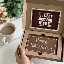 Mother's Day Letterbox Millionaire Shortbread Card