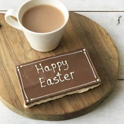 Happy Easter Millionaire Shortbread