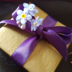Artisan Raw Chocolate Wedding Favours