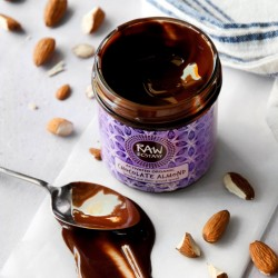Organic Raw Chocolate & Activated Almond Spread