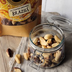 Activated Brazil Nuts - Plain