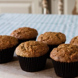 Carrot Cake Muffins (Box of 6)