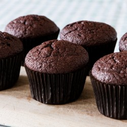 Chocolate & Beetroot Muffins (Box of 6)