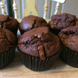 Chocolate Orange Muffins (Box of 6)