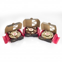 Dad Mini Chocolate Pizza Gift Pack
