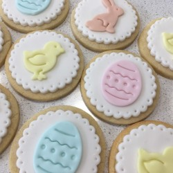 Easter Biscuits by Post