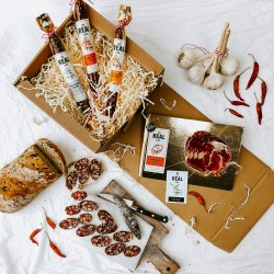 The Great Taste Charcuterie Hamper Box