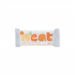 N'eat Apricots, Chia Seeds & Pumpkin Seeds Natural Energy Fruit Bars (16x45g)