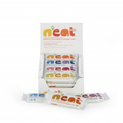 Mixed Rainbow Taster box of Natural Energy Fruit Bars