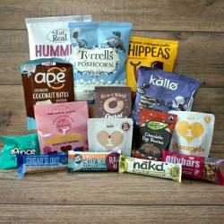 The Office Snack Stash - Healthy Hamper