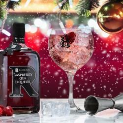 Raisthorpe Raspberry Gin Liqueur 70cl