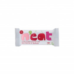 N'eat Red Berries & Quinoa Natural Energy Fruit Bars (16x45g)