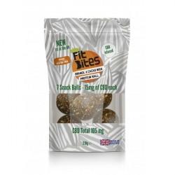CBD Snack balls 1st in the UK
