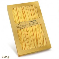 Tagliatelle Egg Pasta with Lemon