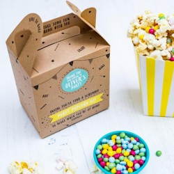 Popcorn Kit Party Bag