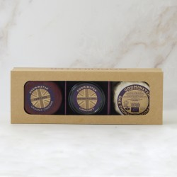 Godminsters Cheddar & Chutney Collection - Round