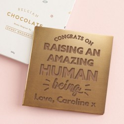 Personalised 'Amazing Human' Father's Day Card