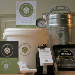 Dad's Small Batch Ale Brewing Bundle
