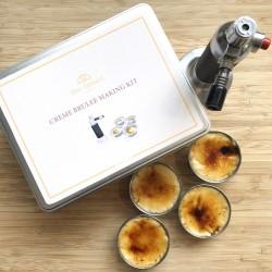 Vanilla Crème Brûlée Main Kit- Make 6