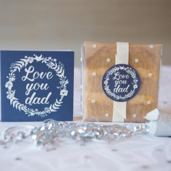 Father's Day Cake Card