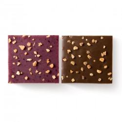 Nuts Brownies - Coffee & Cherry