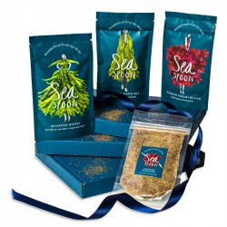 The Captain's Collection - Seaweed Seasoning - Letterbox Gift