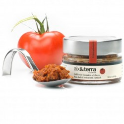 Sun-dried Tomato Spread aix&terra