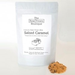 Salted Caramel Raw Treats Mix