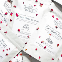 The Luxury Collection Raw Treats Mixes